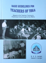 Basic Guidelines for Teachers of Yoga book